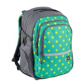 Hama All Out Раница ''Filby'' Mint Dots с две отделения