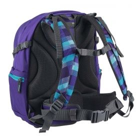 Hama All Out Раница ''Filby'' Summer Check Purple